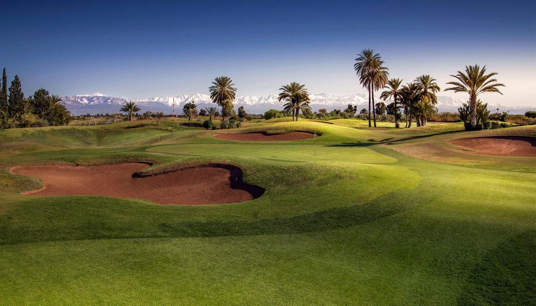 Location villa Marrakech Amelkis