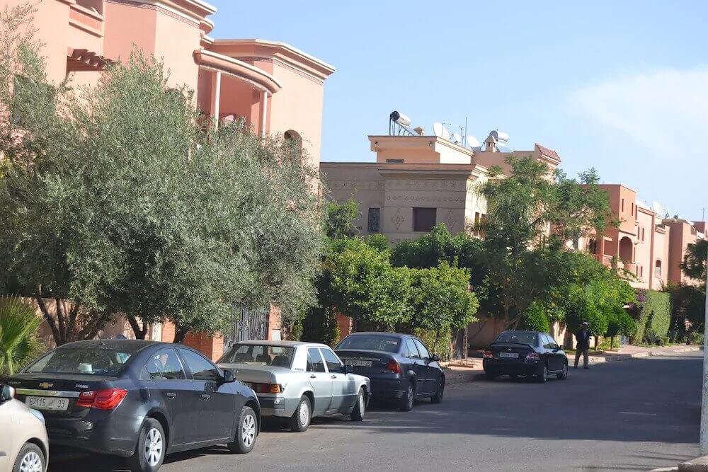 Location villa Marrakech Targa